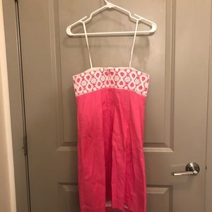 Lilly Pulitzer Dresses - Lilly Pulitzer Size 4 Strapless Dress